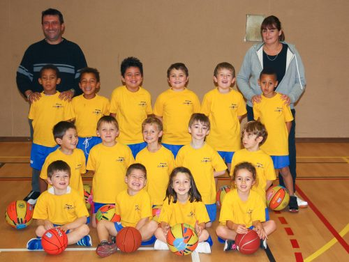 2015-2016, Baby Basket