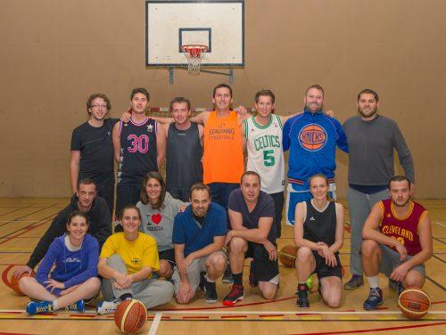 2015-2016, Basket Détente