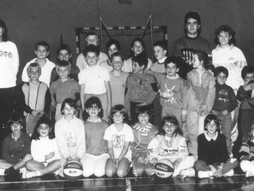 1989-1990, Basket Initiation