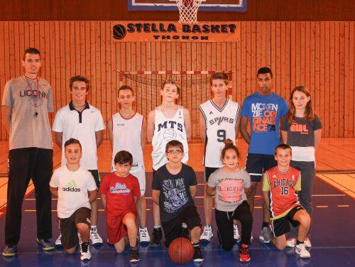 2015-2016, Basket Initiation