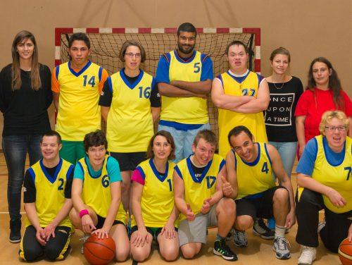 2015-2016, Basket Loisirs Adaptés