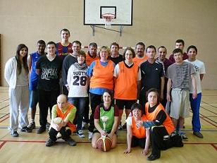 2012-2013, Basket Loisirs Adaptés