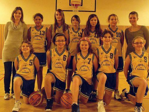2011-2012, Benjamines