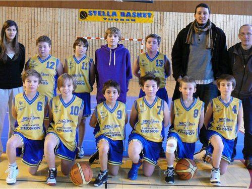 2011-2012, Benjamins 1