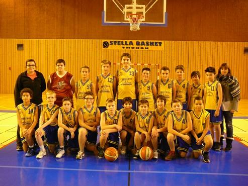 2013-2014, Benjamins 1