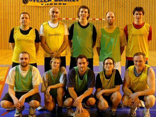 2010-2011, Basket Détente