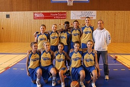 2012-2013, Cadettes