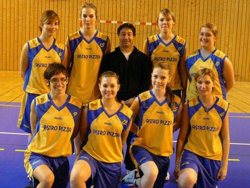 2010-2011, Cadettes