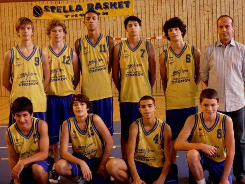 2010-2011, Cadets 1