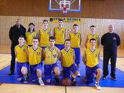 2012-2013, Cadets 1