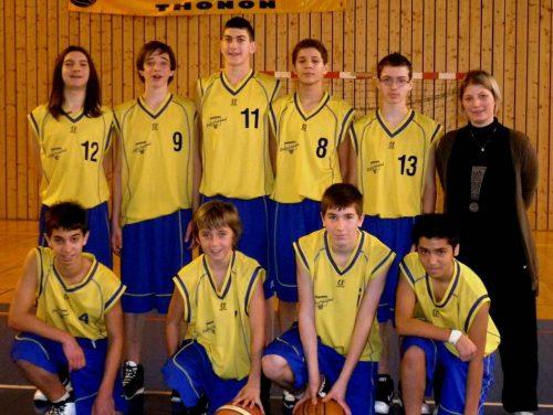 2010-2011, Minimes M1
