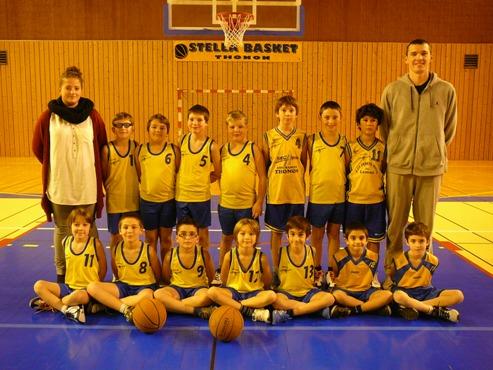 2013-2014, Poussins 2