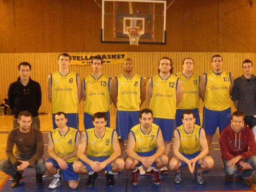 2010-2011, Seniors M1