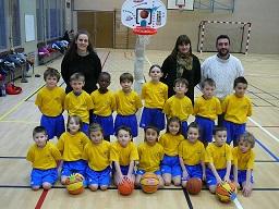 2012-2013, Baby Basket