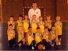 2012-2013, Ecole Basket Bons-en-Chablais