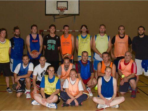2014-2015, Basket Détente
