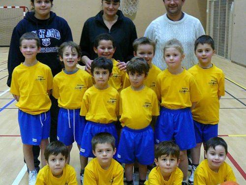 2010-2011, Baby Basket
