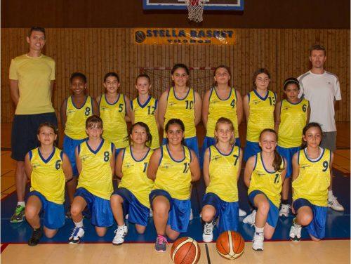 2014-2015, Benjamines
