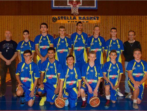 2014-2015, Cadets 1