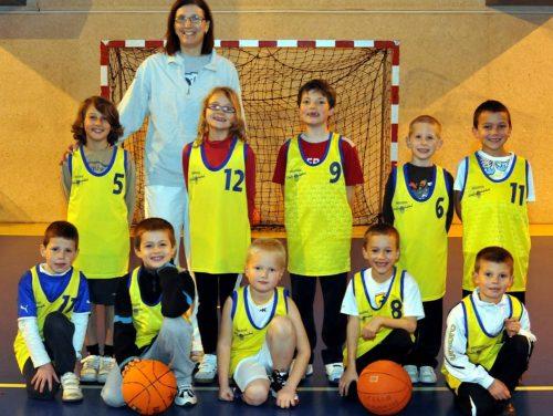 2011-2012, Ecole Basket Bons-en-Chablais