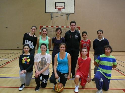 2014-2015, Basket Initiation
