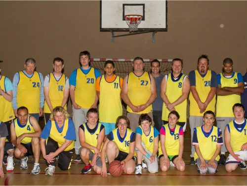 2014-2015, Basket Loisirs Adaptés