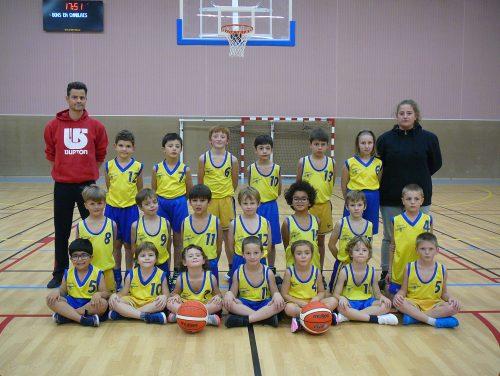 Ecole Basket Bons-en-Chablais - 2017-2018