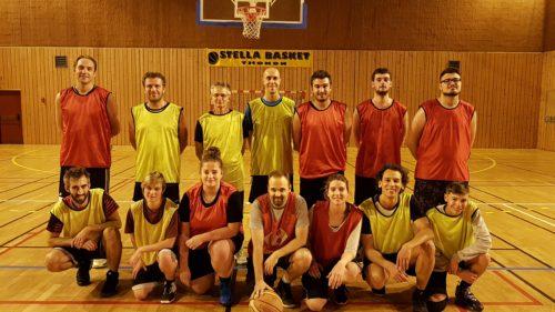 Basket Détente - 2018-2019