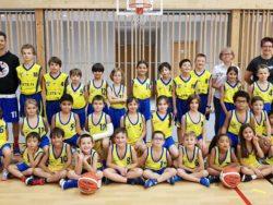 2018-2019, Ecole Basket Bons-en-Chablais