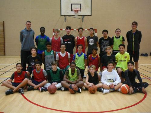 Basket Initiation - 2018-2019