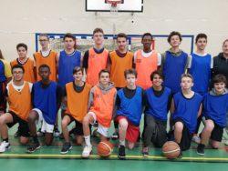 2019-2020, Basket Initiation